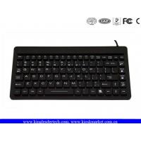 Wholesale IP68 Foldable 87 Keys Super Slim Flexible Keyboard 272 x 135 x 11.5 mm from china suppliers