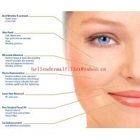 Wholesale hyaluronic acid dermal filler for anti-aging from china suppliers
