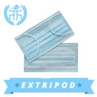 Wholesale BFE 99% 3 ply face mask from china suppliers
