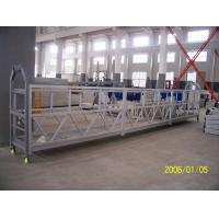 Quality Aerial Lifting Powered Suspended Access Platform for Wall Construction for sale