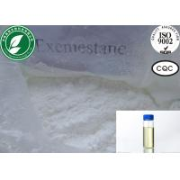 Quality Pharmaceuticals Steroid Powder Aromasin Exemestane For Antineoplastic for sale