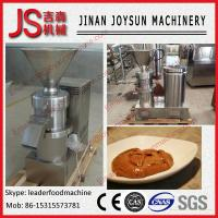 Wholesale high capacity industrial peanut butter making machines from china suppliers