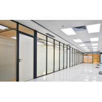 Wholesale Acid Etched Frosted Decorative Glass Panels For Office Door With CE &ISO , 3mm - 12mm from china suppliers