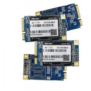 1TB Interface MSATA SSD RoHS MLC Flash For Desktop Shockproof Anti Dust