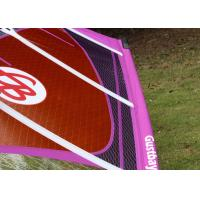 Wholesale 5-Batten Smart 4.7 Wind Surf Sail Durable Lightweight Sail with Purple / Orange / White Color from china suppliers
