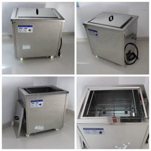 88L 1200W Medical Ultrasonic Cleaner For Dental Instruments / False Teeth