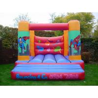 Quality inflatable trampoline BC-270 for sale