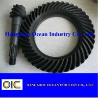 Pinion Gear Transmission Spare Parts Carbon steel With Bright Surface