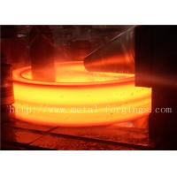 ASTM ASME SA355 P22 Hot Forged Ring Forged Disc Proof Machined