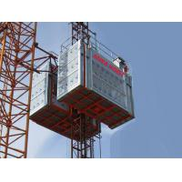 Quality Builders Construction Hoist Elevator , Industrial Elevators And Lifts for sale