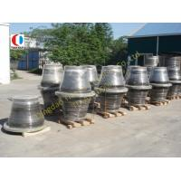 Quality Dock / Port Black Boat Fenders For Container Terminal , 1000H Cone Type for sale