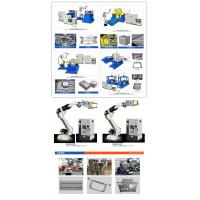 6 Axis Tig Co2 Mig Welder Industrial Welding Robots Arc Parts Panasonic Torch Start Control Panel System Manual Automatic Button Platform With Portable Structure Convenient For Operation
