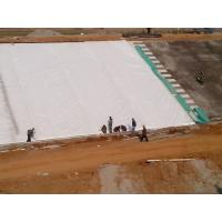 500g PET Polypropylene Geotextile Separation Fabric Anti - Acid