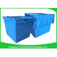 Buy Industries New PP Plastic Bin Storage , 60L Large Plastic Storage Containers 750 * 570 * 625mm at wholesale prices