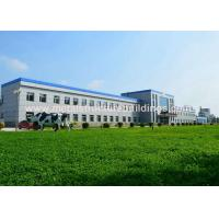 Quality Commercial Fire Proof Prefabricated Steel Structures With A36 A572 Material for sale