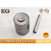 Quality Diamond Wire Saws Extruded Graphite Rod High Density Non - Metallic Custom Size for sale