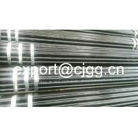 Round Seamless Carbon Steel Tube Non - Alloy Din1629 Cold Drawn Tubing
