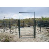 Pressure Resistance Cattle Corral Panels Corral Fence Panels For Protecting Horse