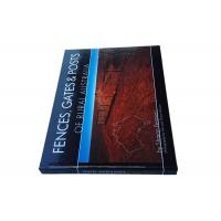 Quality A4 Hardback Book Printing Print On Demand Art Book Printing Service for sale