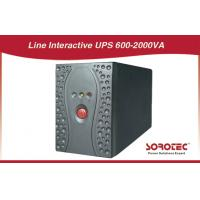 Wholesale Modified sine wave 12V / 7Ah Line Interactive UPS HP5110E 800VA / 480W, 1400VA / 840W from china suppliers