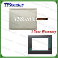 Touch screen + Protect flim overlay for 6AV7861-1KB10-1AA0 SIMATIC Flat Panels