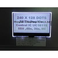 240*128 Dots Graphic LCD Module For Air Conditioner / Home Automation