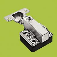 good quality inset type furniture hinge with Nickel finish