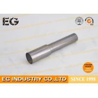 Quality 10mm Diameters Carbon Graphite Rods Cylinder With Electrical Conductivity for sale