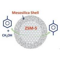 Quality HZSM-5 Catalyst , ZSM 5 Synthesis For Hydroforming Isomerization for sale