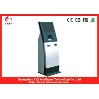 Wholesale Vandal-proof Slim Bill Payment Kiosk Rugged With LED SAW Touch Screen from china suppliers