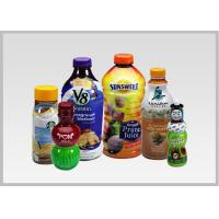 Quality PET Drink Bottle Labels , Recyclable Heat Shrink Wrapping Film For Packaging for sale