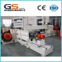 Quality Delta Inverter Single / Twin Screw Compounding Extruder With CE ISO Certification for sale
