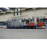 Quality 132kv Prefabricated Mobile Transformer Substation Vehicle Mounted semi-trailer for sale