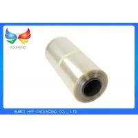 Quality High Shrinkage Printable Heat Sensitive PVC Shrinking Film For  Package for sale