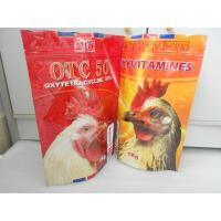 Wholesale ECO-Friendly biodegradable Foil Bag Packaging Big Ziplock for 1kg Pet Food from china suppliers