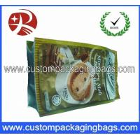 Wholesale Gravure Printing Side Gusset Coffee Packaging Bags with Valve from china suppliers