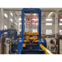 Quality CE H Beam Assembling Machine with Panasonic KRII-350 Automatic Spot Welding System for sale