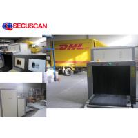 Wholesale 1000 * 800 Professional Baggage Screening System Luggage Scanning Machines for Courthouses from china suppliers