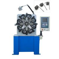 Computerized CNC Spring Forming Machine With High Speed 100pcs / Min
