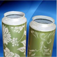 Multicolor Rotary Screen Printing Flexible Ni Thickness 105M High Toughness