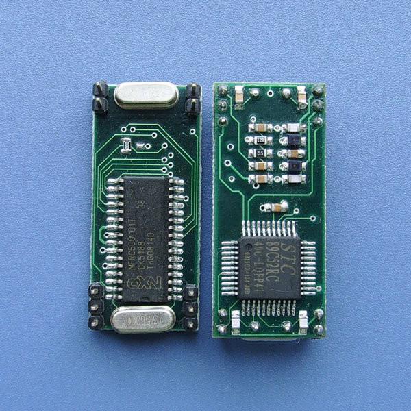 HF RFID Mifare Card Reader USB 14443A Mifare S50// Mifare S70// Mifare Pro Contactless CPU card