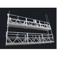 Buy Gondola Suspended Working Platform Double Deck for Building Decoration at wholesale prices