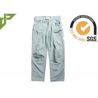 Quality Ripstop Waterproof Military Tactical Pants 65% Polyester 35% Cotton for Men for sale