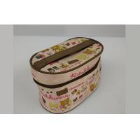 Wholesale Personalized Cartoon Pattern Durable Cosmetic Makeup Bags for Female from china suppliers