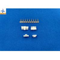 wire to board connector, 1.0mm pitch CI14 crimping wire housing with lock for PCB connector