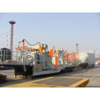 Quality Prefabricated Mobile Transformer Substation 110kv Power, Electronic, Instrument, Rectifier, Industry for sale