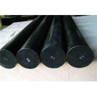 Pom Rod, Delrin Rod With White And Black