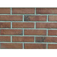 Buy 3D204 Light Weight 3D Thin Veneer Brick For Exterior / Interior Wall Decoration at wholesale prices