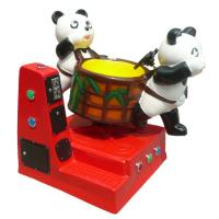 Coin operated amusement kiddie ride CE-Little Panda