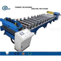 High Efficiency Trapezoidal Roof Roll Forming Machine Durable Hydraulic Station